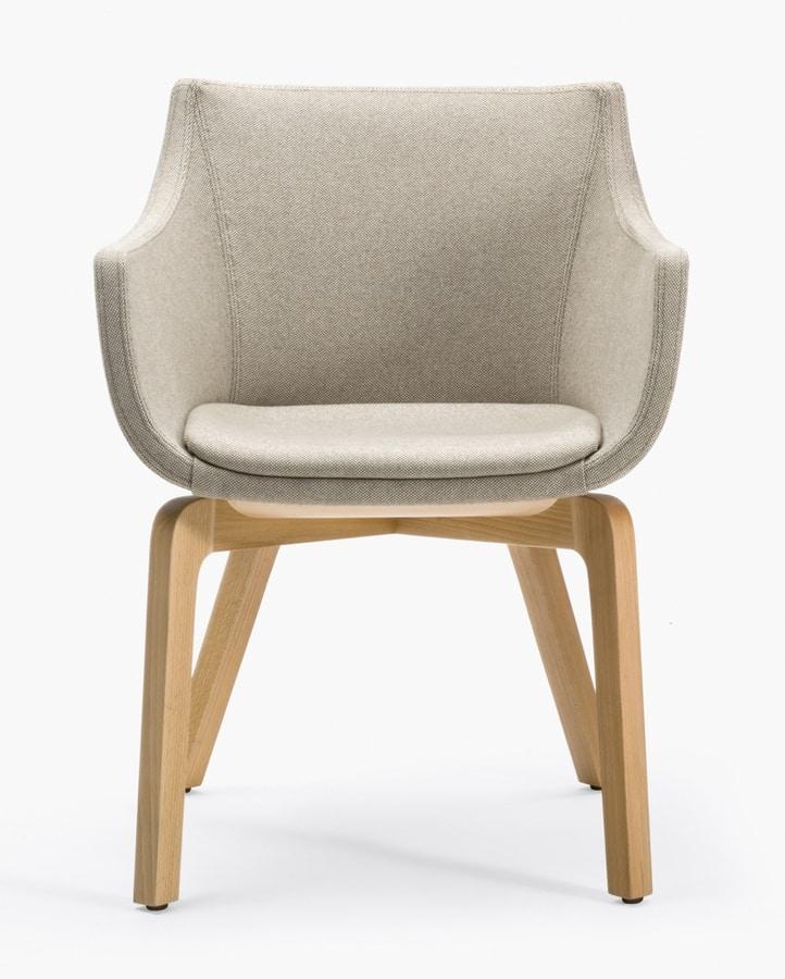 Stuhl Für Wartezimmer Und Besprechungen Idfdesign