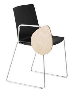 Jubel SST, Stuhl mit Anti-Panik-Tisch