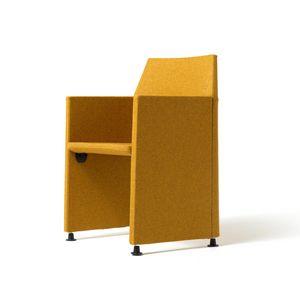 Origami, Tub Sessel ideal für Konferenzräume
