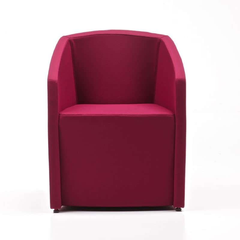 Tronix New, Tub Sessel, verformbare Struktur, für Wartezimmer
