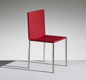 HIT, Ergonomischer stapelbarer Stuhl für Häuser und Hotels