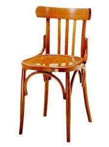 01 Milano, Stuhl im Thonet-Stil