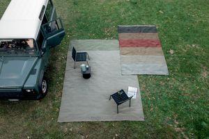 Mustache, Teppiche aus Polypropylenfaser, auch für den Außenbereich geeignet