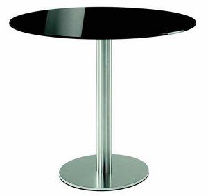 4411 Inox, Runde Basis für Tische