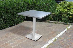 Art. 1033 Vulcan, Tischgestell im Freien aus Stahl