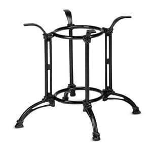 Art.820, Gusseisen -Tischgestell, für Wohn- und Objektbereich