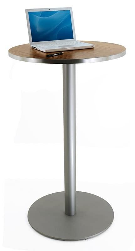 FT 055 + FT 055 H110, Vielseitig Tischgestell für moderne Café-Bar