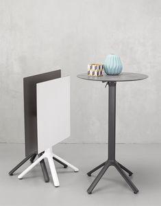 FT 800, Tischgestell aus Aluminium