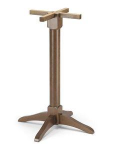 T/V02 H108, Holzsockel für Tisch