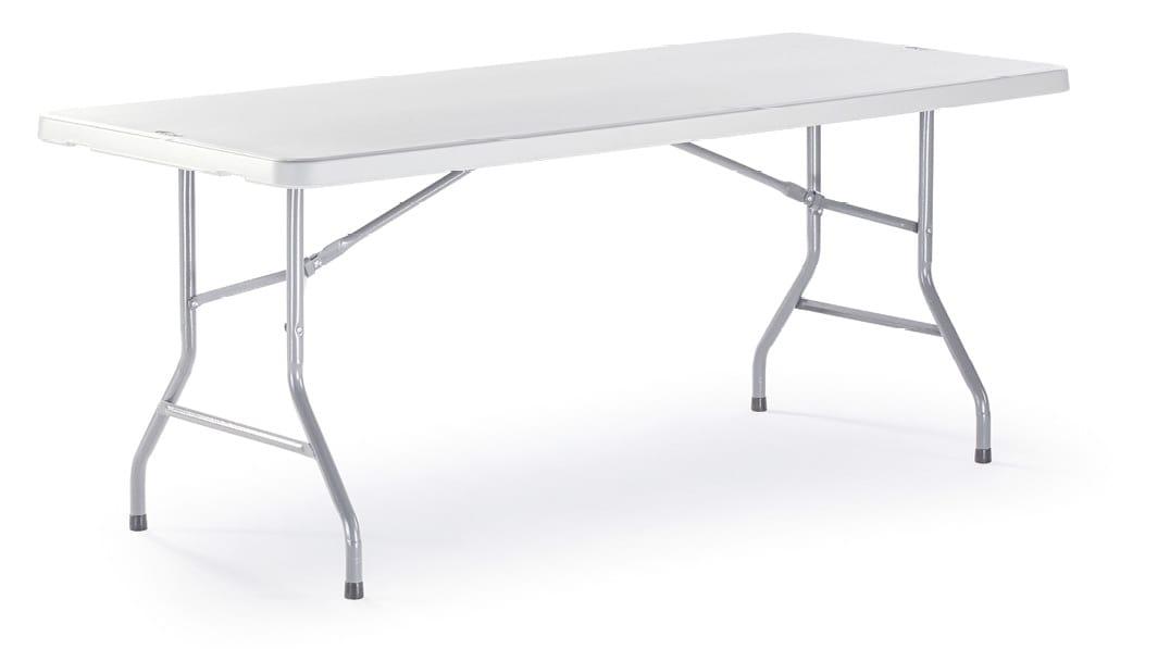 FT PLANET RECT, Klappbarer rechteckiger Tisch im Freien