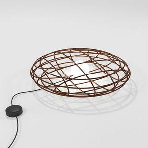 Disco, Tischlampe aus Eisen
