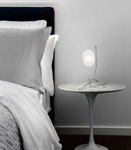 DOLCE H 40, Design Tischlampe, für Nachttische und Schreibtische