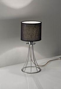 RIALTO H 34, Tischlampe für Nachttische und Schreibtische