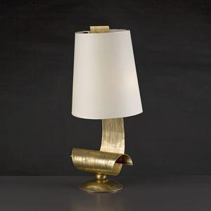 RICCIOLI LAMIERA HL1104TA-2, Tischlampe aus Eisenblech