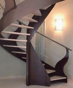 Offene Treppen