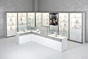COM/QF11, Einrichtungszusammensetzung für Juweliere
