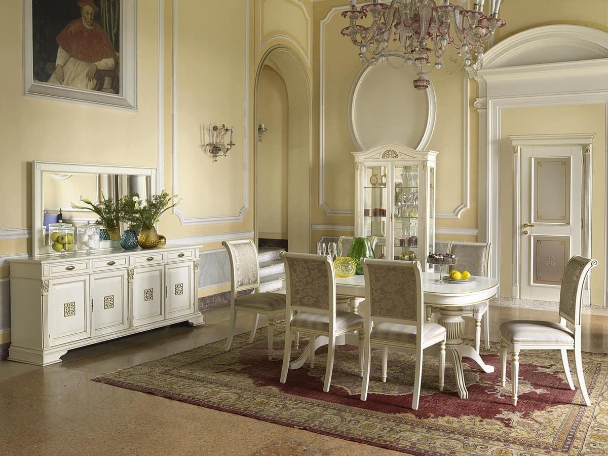 t r mit glas im klassischen stil f r luxus hotels. Black Bedroom Furniture Sets. Home Design Ideas