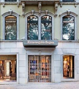 Entrance Door Lisbona, Moderne Tür für Innen- und Außenbereich geeignet