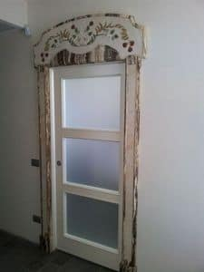 bild von marble tor tueren fuer mauerwerk. Black Bedroom Furniture Sets. Home Design Ideas