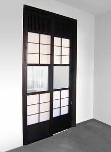 Shoji, Japanische Türen mit Schiebetüren
