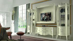 Arabesque, Barock-TV-Ständer
