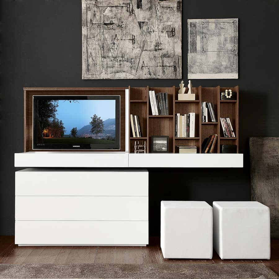 tv schrank porta inspirierendes design f r wohnm bel. Black Bedroom Furniture Sets. Home Design Ideas
