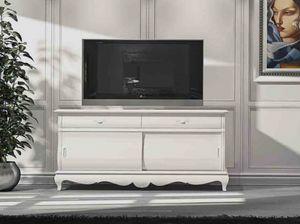 Fenice Fernsehstand, TV-Schrank mit Schiebetüren