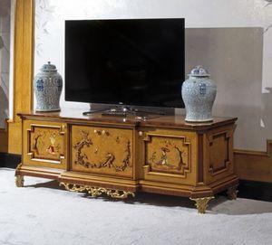 Fernsehschrank 1309, Fernsehkabinett, chinesische Art des Luxus