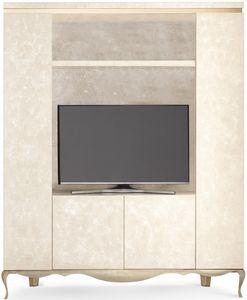 Ghirigori TV-Ständerschrank, Klassischer TV-Standschrank