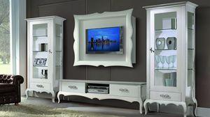 Italia, TV-Ständer für Wohnzimmer