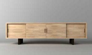 Jachi, Möbel im japanischen Stil mit Schiebetüren