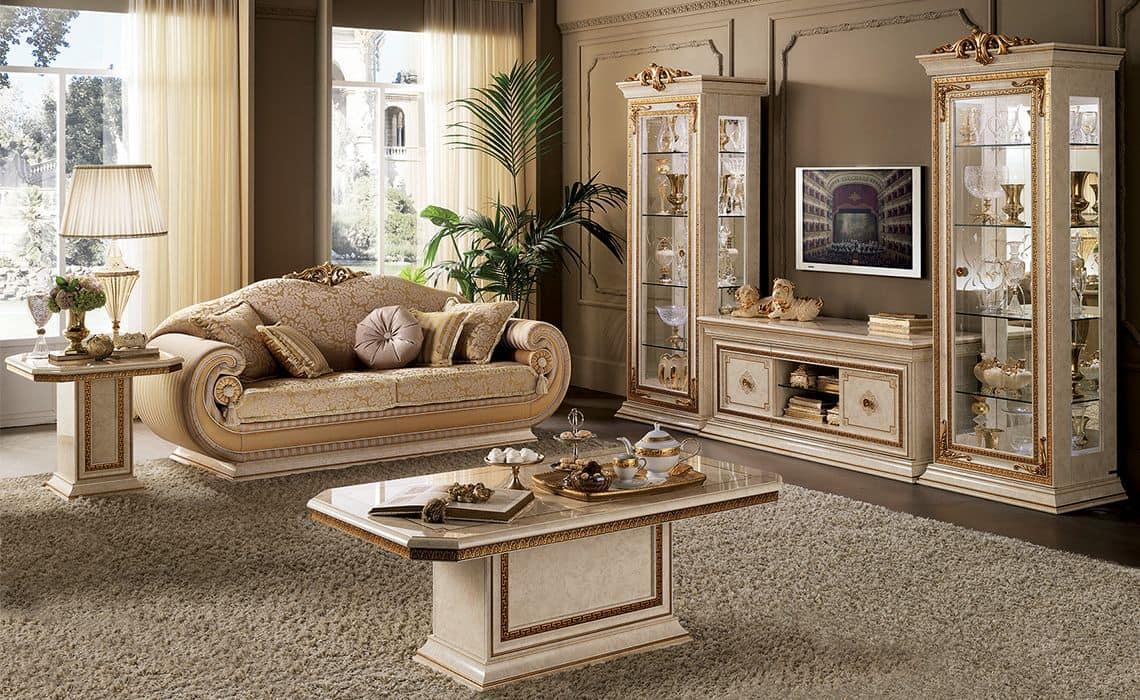 Tv Schrank Fur Klassische Wohnzimmer Im Klassischen Stil Idfdesign