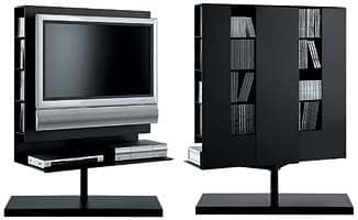 lagerung tv m bel idf. Black Bedroom Furniture Sets. Home Design Ideas