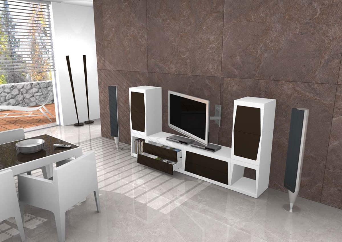 Tv st nder in verschiedenen gr en idfdesign - Porta tv in muratura ...