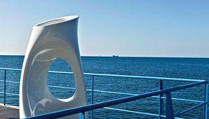 Holly All, Design Vase, auch als Skulptur verwendbar