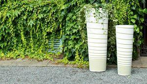 New Pot High, Gartentöpfe mit einer kegelstumpfförmigen Form