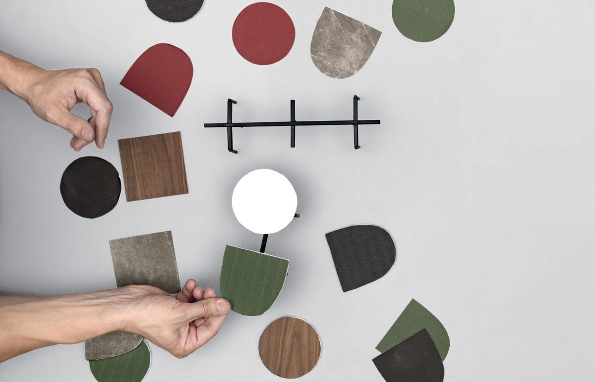 Constellation, Serie modularer Tische