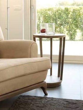 Runder Beistelltisch für Wohnzimmer | IDFdesign
