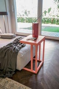 DIVA, Metall Couchtisch, moderne Couchtisch für Zuhause