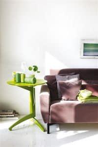 Bild von Foldme H63 tavolino pieghevole, couchtisch-mit-alternativer-form
