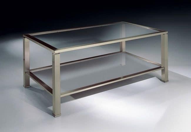 niedriger quadratischer couchtisch bronze messing antik. Black Bedroom Furniture Sets. Home Design Ideas