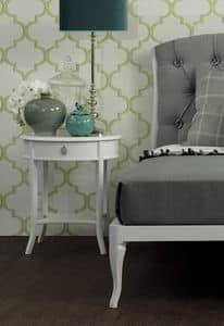 Beistelltisch, rund, Messing, für Wohnzimmer  IDFdesign