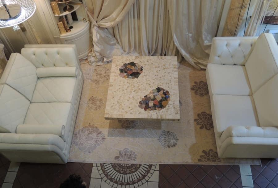 Palladiana Sammlung, Platz Couchtisch Für Wohnzimmer, Im Klassischen Stil