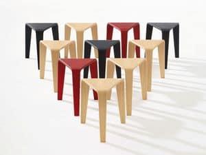 Ply, Tabellen mit alternativen Formen, minimale Struktur aus Holz
