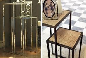 Ein paar kleine Tische für das Wohnzimmer | IDFdesign