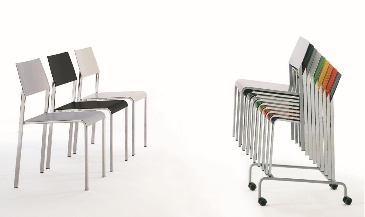 stuehle fuer die gastronomie, transportwagen für die lagerung und handhabung stühlen, ideal für, Design ideen