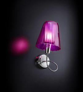 ARIA L 13, Wandleuchte mit Lampenschirm