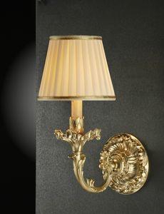 Art. 130/A1 CP, Applikation mit Lampenschirm, klassischer Stil