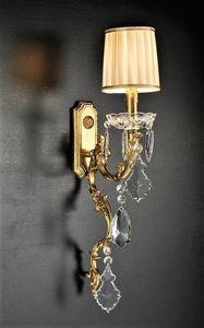 Art. 252/A1 Cr Cp, Wandleuchte mit Lampenschirm