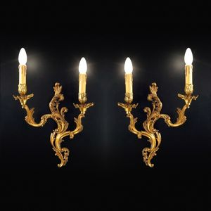 Art. 300, Klassische Luxusapplique Lampe